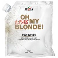 Itely Hairfashion Dely Blonde melírovací prášok bez amoniaku  do 6tónov 500g
