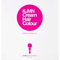 KJMN Vzorkovník farieb na vlasy (zadarmo na stiahnutie)